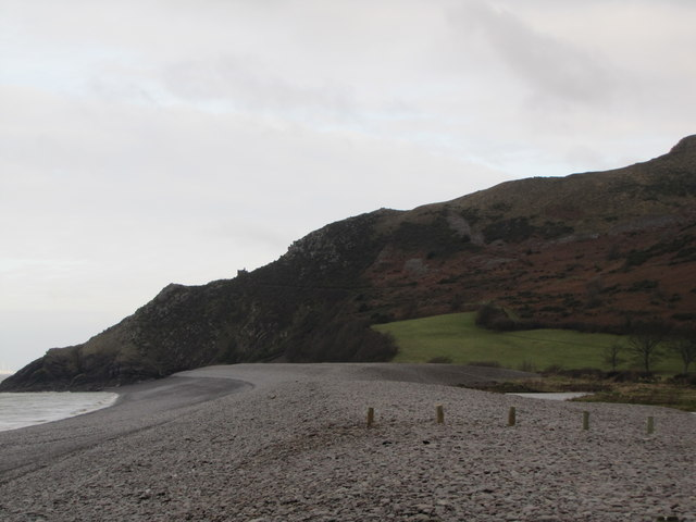 Looking towards Hurlestone Point