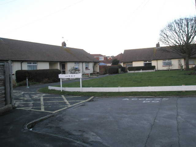 Bungalows in Norman Close