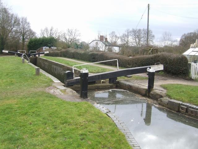 Lapworth Locks - Lock No. 20