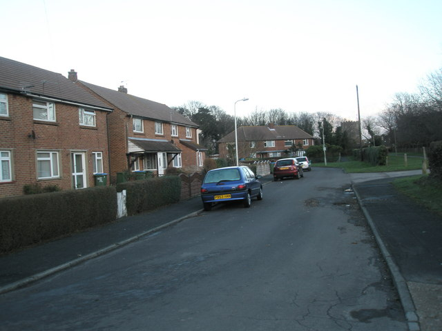 Houses in Norman Close