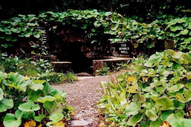 Silverdale Glen - The Monks Well