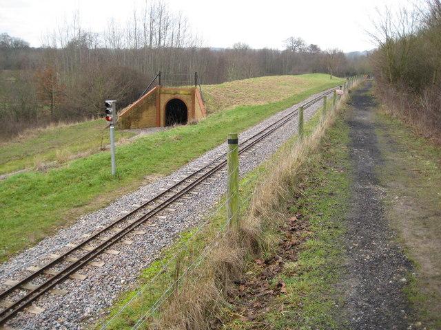 Eastleigh Lakeside Steam Railway (2)