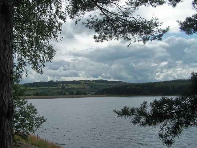 Agden Reservoir, near Low Bradfield