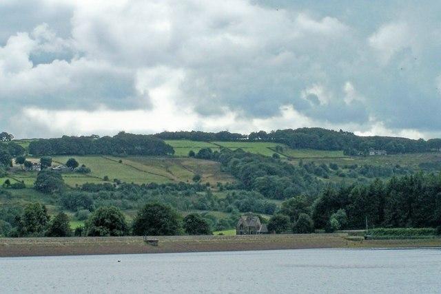 Hills above Agden Reservoir, near Low Bradfield