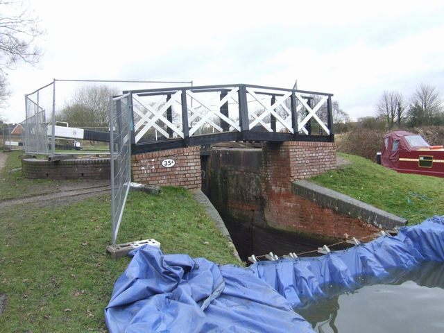 Stratford Canal - Bridge 35A