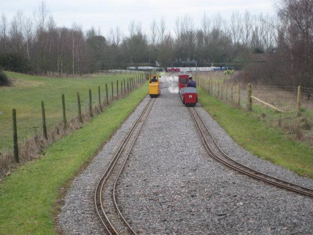 Eastleigh Lakeside Steam Railway (3)