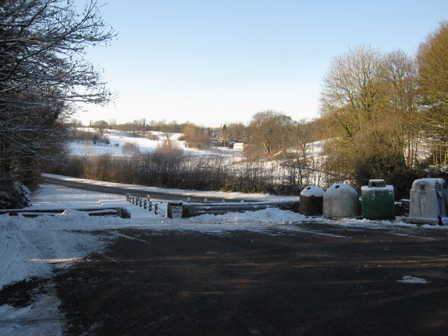 View from Tinker's Dale car park