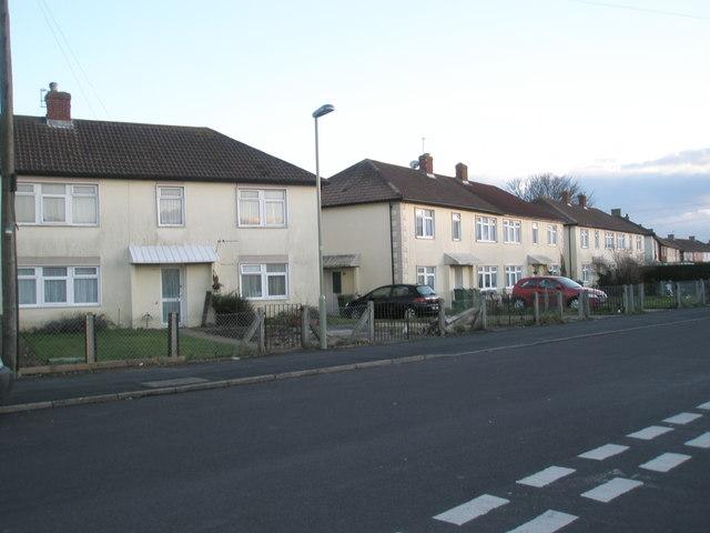 Houses in Kenwood Road