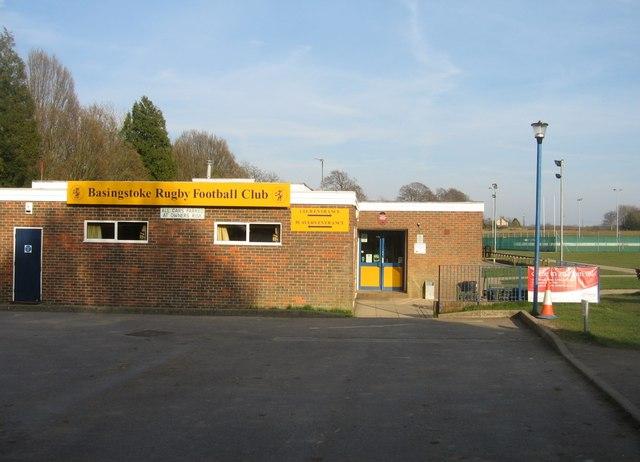 Basingstoke Rugby Football Club