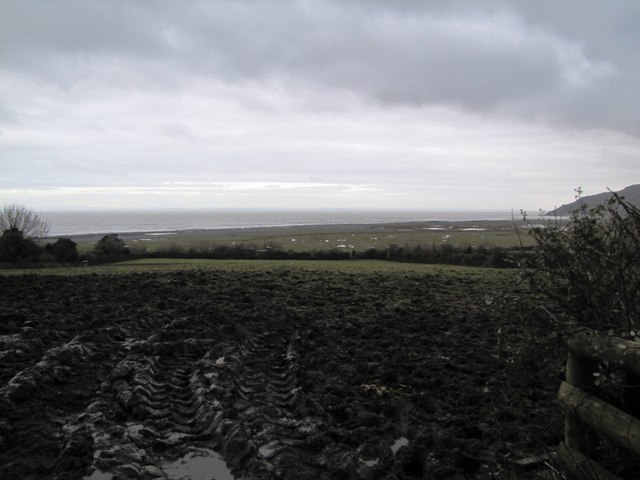 View from West Porlock