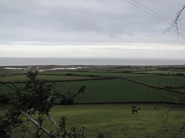 View to Porlock Bay