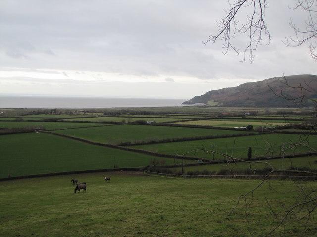 View to Porlock Bay