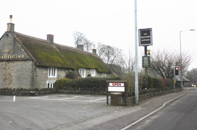 The Thatched Cottage, Charlton Road, Shepton Mallet