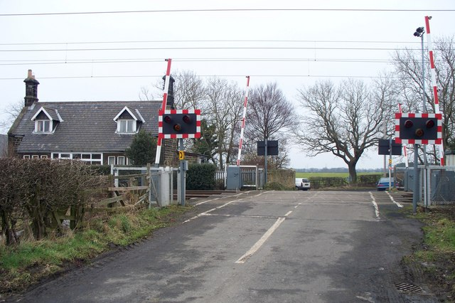 Clifton level crossing