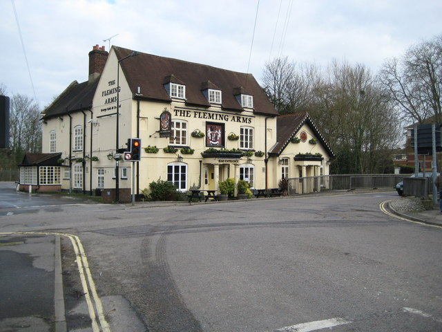 Swaythling: The Fleming Arms