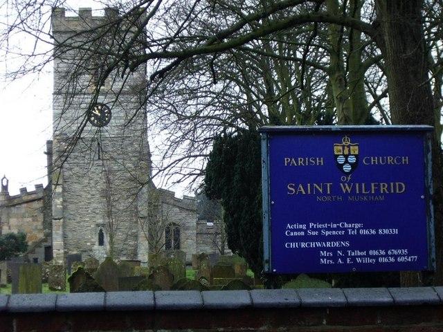 Parish Church of St Wilfrid, North Muskham
