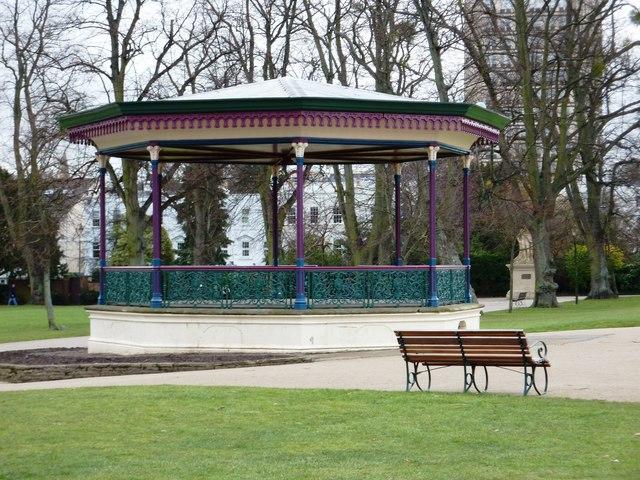 Bandstand, Montpellier Gardens, Cheltenham