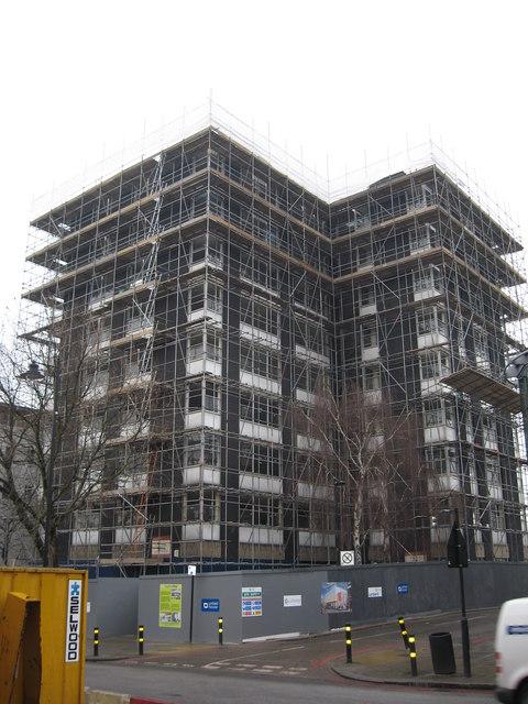 Mary Seacole House, Clapham High Street