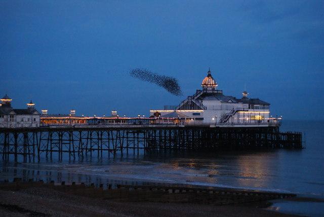 Eastbourne Pier, Sussex