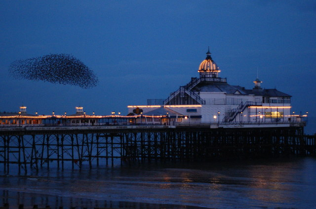 Eastbourne Pier, Sussex