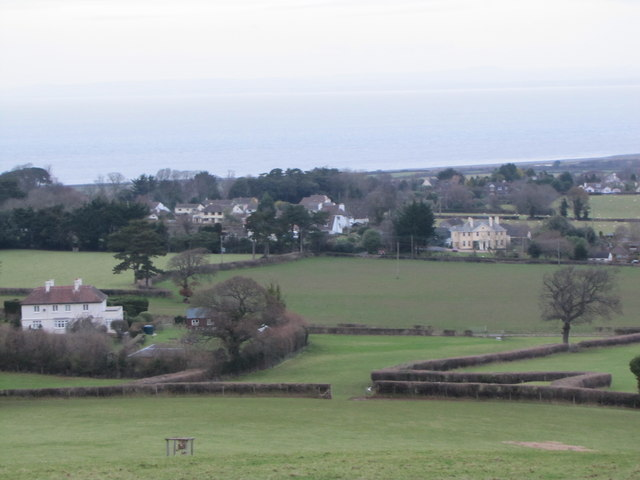 View to Doverhay