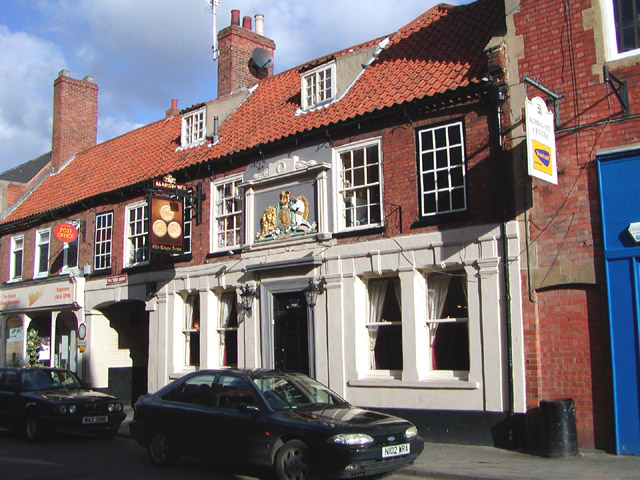 The Old King's Arms