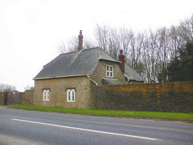 Lodge house, Marston Park, Somerset