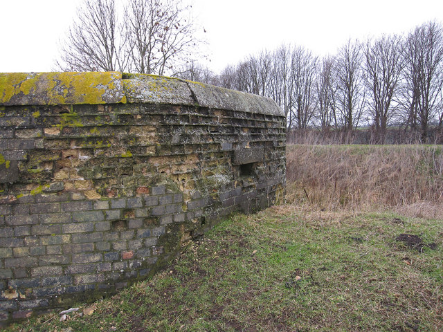 Pillbox by Forty Foot Drain