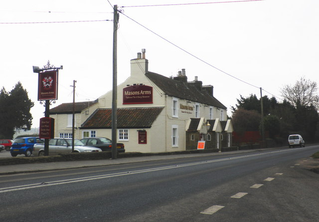 The Masons Arms, Marston Road, Frome