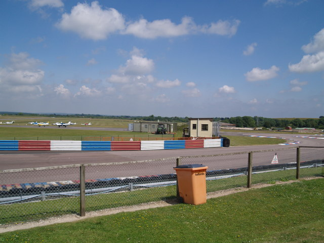 Thruxton racetrack