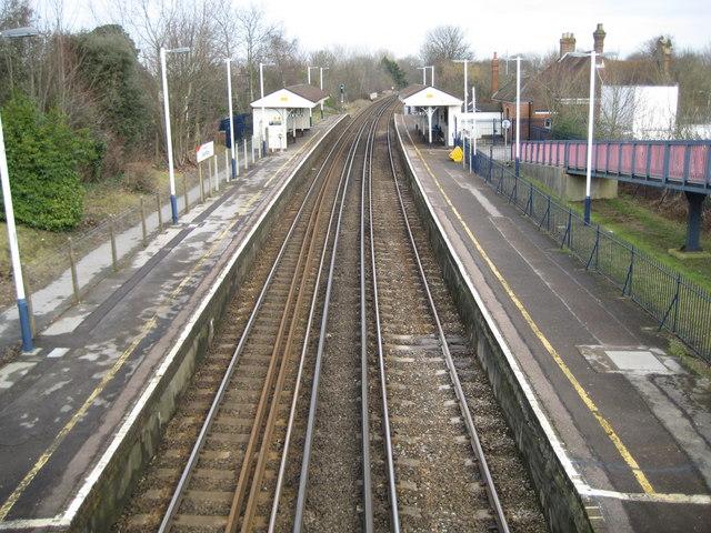 Swaythling railway station (2)
