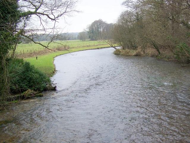 River Test, Horsebridge