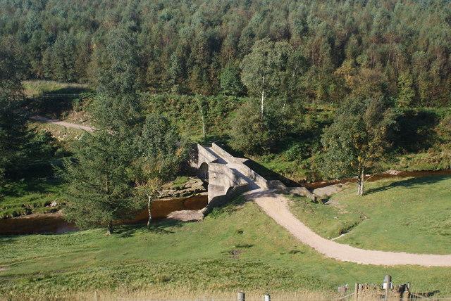 Bridge over the Derwent
