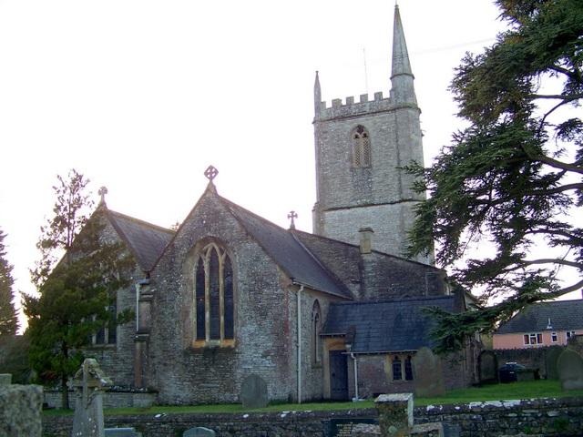 The Church of St Matthew, Wookey