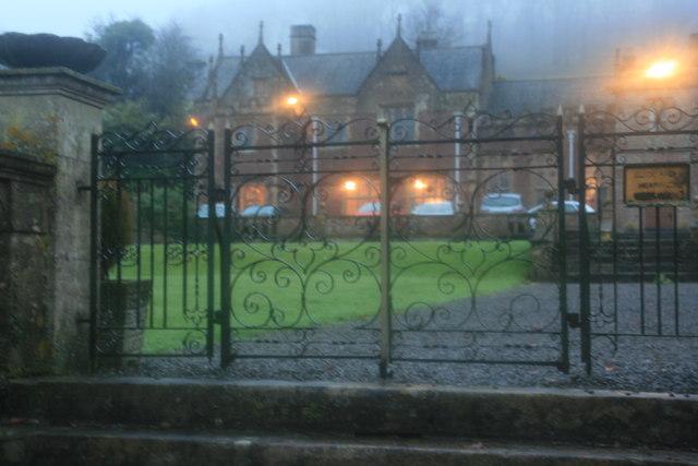 Halsway Manor, Halsway