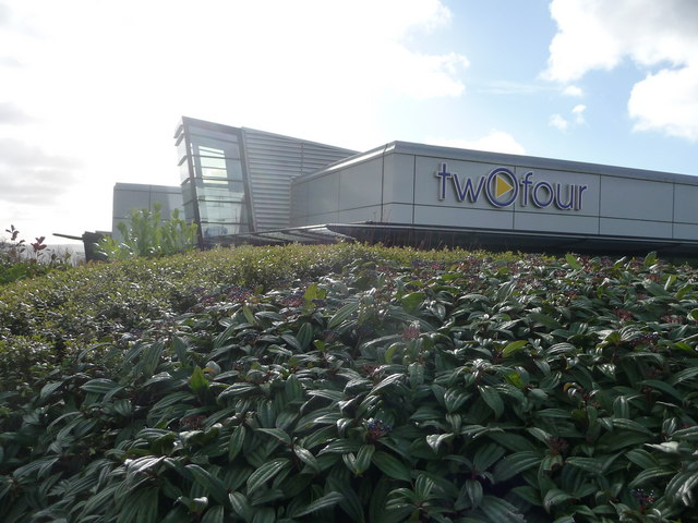 Plymouth : TwoFour Headquarters