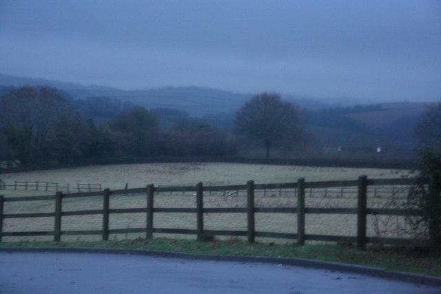 Countryside near Bicknoller