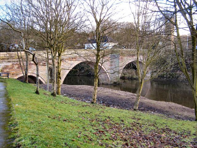 Ringley Bridge