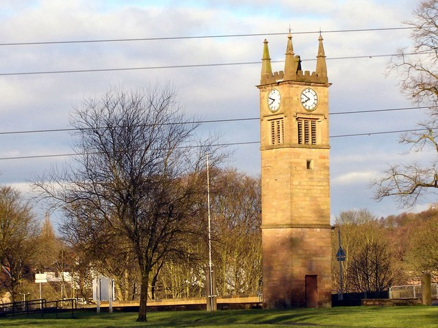 The Tower, St. Saviour's Church, Ringley