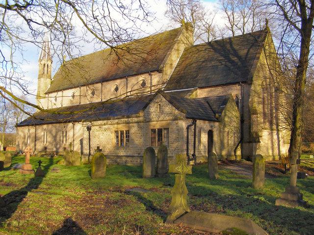 St. Saviour's Church,Ringley