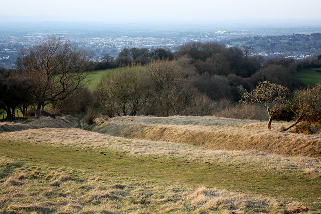 Wistley Hill Sunken Footpath