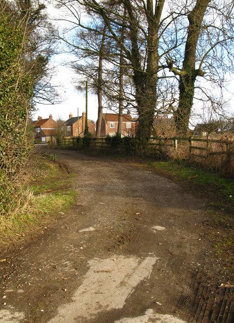 Mankin Lane