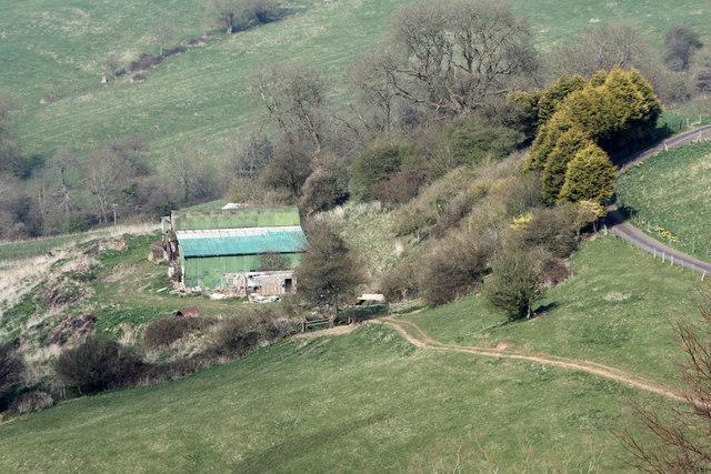 Dryhill Farm Old Barn