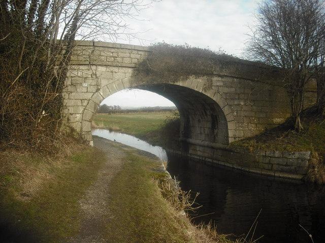 Bridge 152, Lancaster Canal
