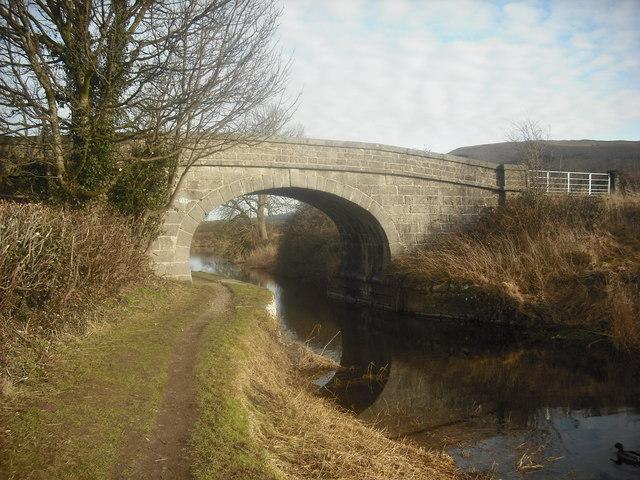 Bridge 153, Lancaster Canal