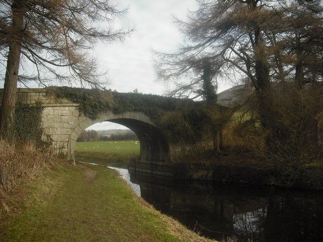 Bridge 154, Lancaster Canal