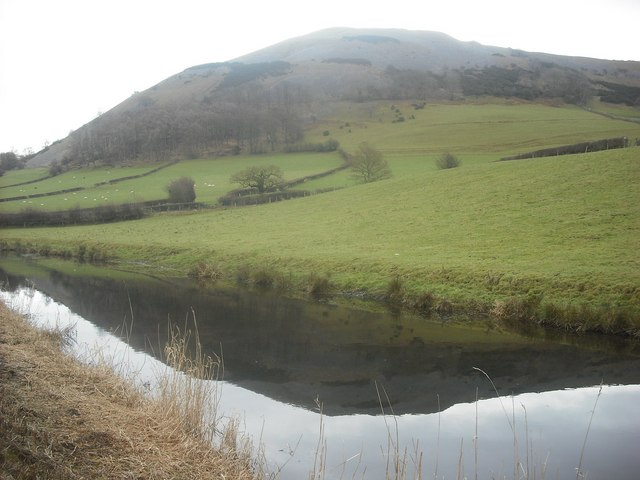 The Canal Meets The Fells