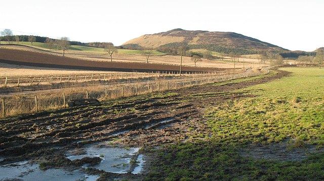 Road to Glenbran