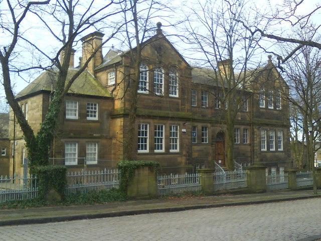 Glossop Grammar School