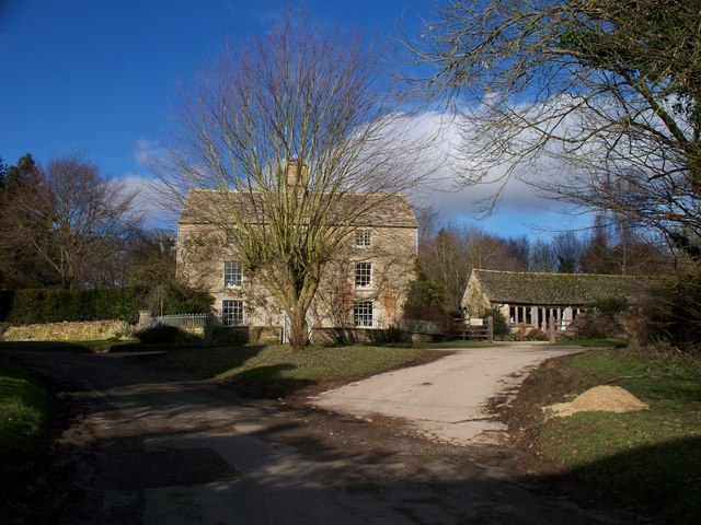 Spelsburydown House, Dean